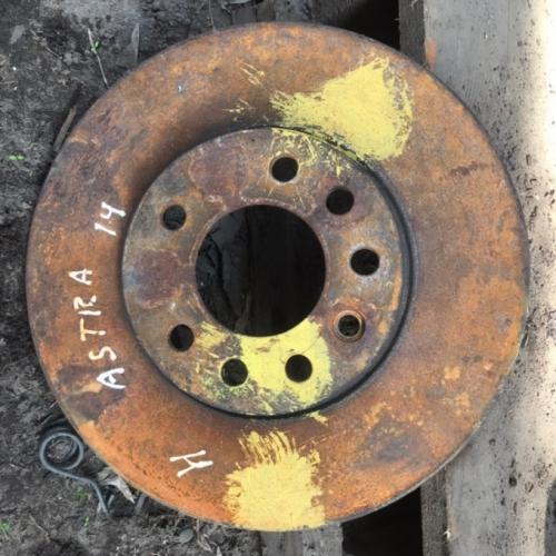 Тормозной диск OPEL ASTRA H; ZAFIRA B