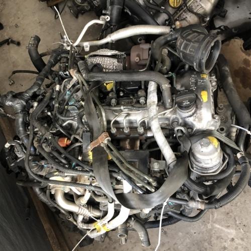 Двигатель OPEL ANTARA  A22DM