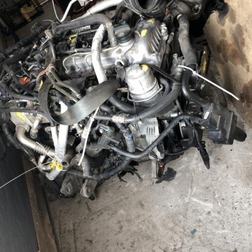 Двигатели A22DM и A22DMH OPEL ANTARA (2011-2014г.в.)