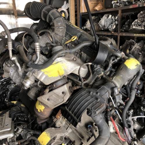 Двигатель Z16LET (A16LET) OPEL ASTRA H; ASTRA J; INSIGNIA (2006-2010 г.в.)
