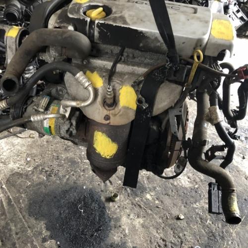 Двигатель Z16XE OPEL ASTRA G; MERIVA; ZAFIRA; VEKTRA (2000-2005 г.в.)
