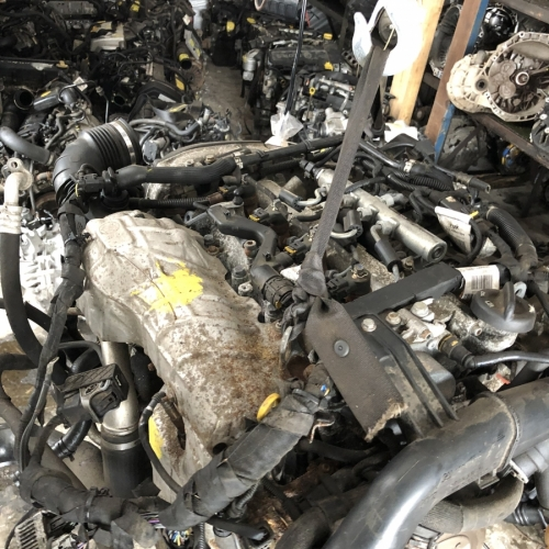 Двигатель A20DTH OPEL INSIGNIA; ASTRA J; ZAFIRA C (2005-2009 г.в)