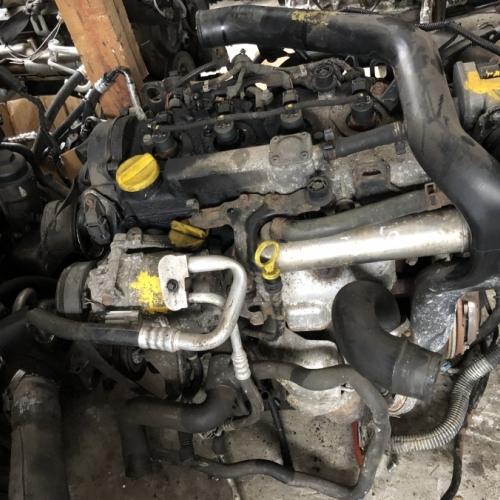 Двигатель Z17DTH OPEL ASTRA H; ZAFIRA B (2005-2009 г.в.)