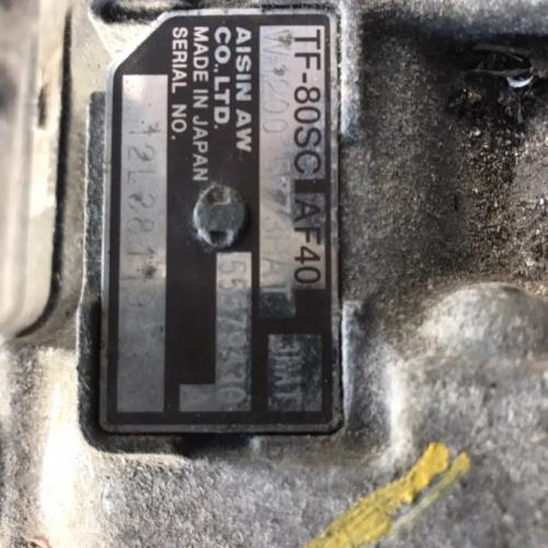 АКПП для OPEL MERIVA B (A) 1.4 Turbo (2011-2016 г.в.)