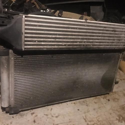 Радиатор для OPEL CORSA OPC комплект