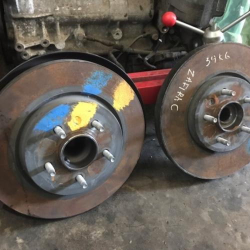 Тормозные диски для OPEL ZAFIRA C