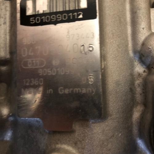 Топливный насос высокого давления ТНВД 0470504015 OPEL ASTRA G; ZAFIRA A; VECTRA (2000-2002 г.в.)