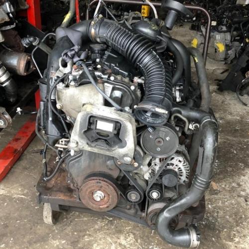 Двигатель RENAULT MASTER; OPEL MOVANO M9T 2.3l (2012-2015г.в.)