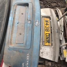 Крышка багажника OPEL VECTRA B SEDAN