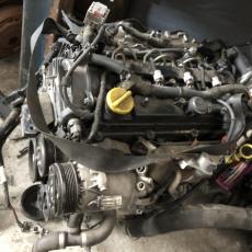 Двигатель A17DTR OPEL ASTRA H; ZAFIRA B (2005-2011 г.в.)