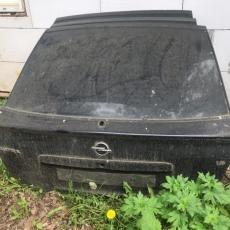 Крышка багажника для OPEL ASTRA G (с 1998 по 2004 г.в.)